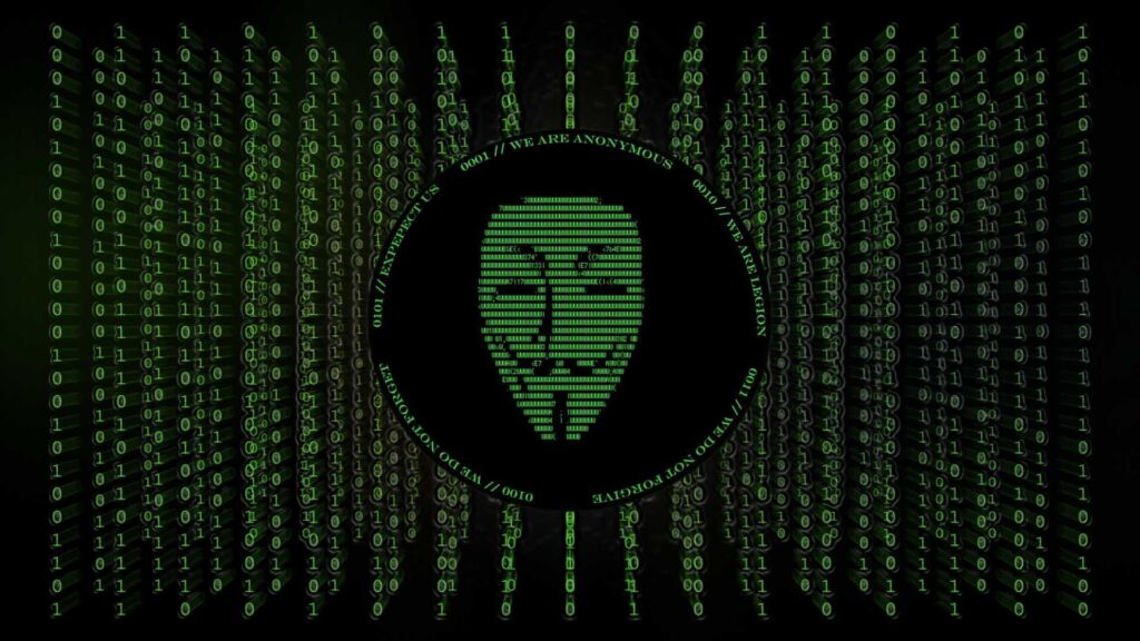 anonymous hackers on steroids