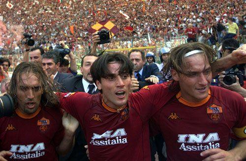 scudetto 2001