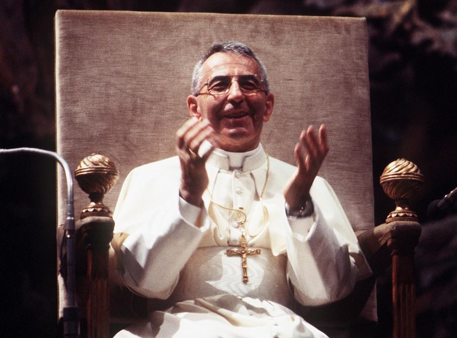 giovanni paolo i il papa del sorriso eletto il 26 agosto