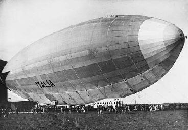 Dirigibile Italia Il 25 Maggio 1928 Il Disastro Che Pose