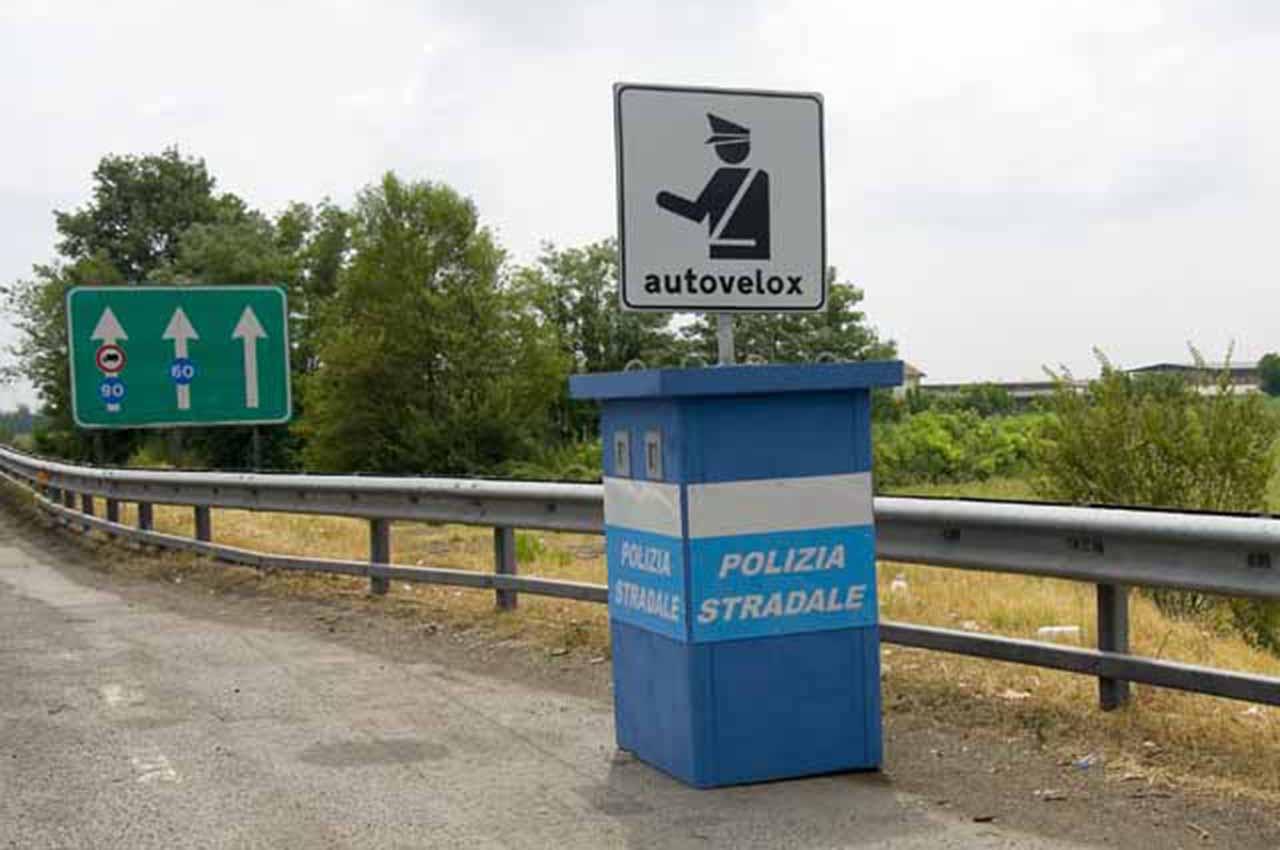 Autovelox e multe illegittime: il modulo per fare ricorso