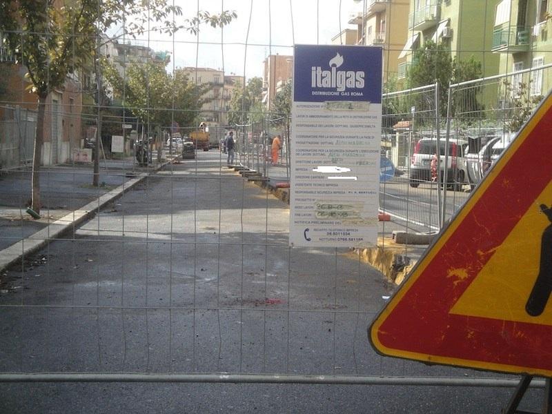 """Quartiere Trieste, Aduc: """"Quando finiranno i lavori dell'Italgas?"""""""