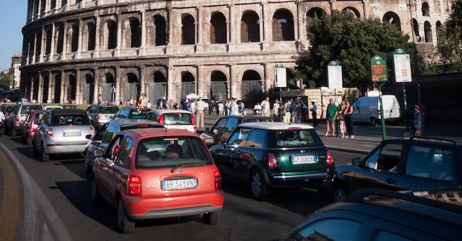 Stop ai veicoli più inquinanti