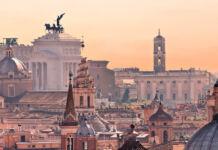 Da Roma caput mundi alla nascita delle diaconie, del Comune e dei Rioni