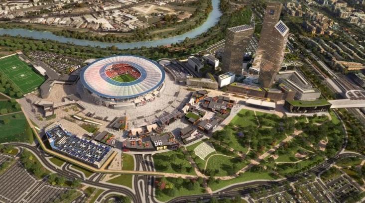 Stadio Roma: finalmente si punta sulla Roma-Lido