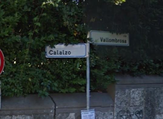 Roma, picchiata dal marito fugge in strada col bimbo
