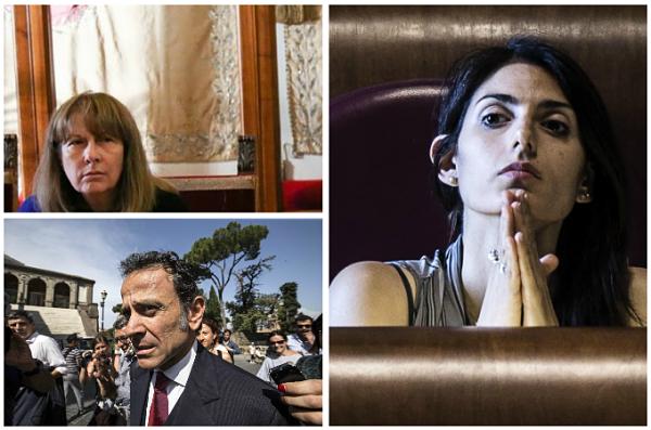 Roma, si dimette assessore Bilancio, revocata capo gabinetto sindaco
