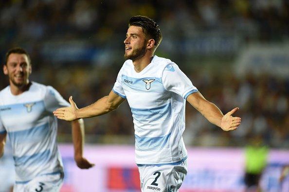 Lazio-Cagliari 4-1, partita sotto la pioggia