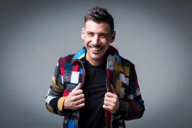 Francesco Gabbani presentatore dei Tim Mtv Awards 2017